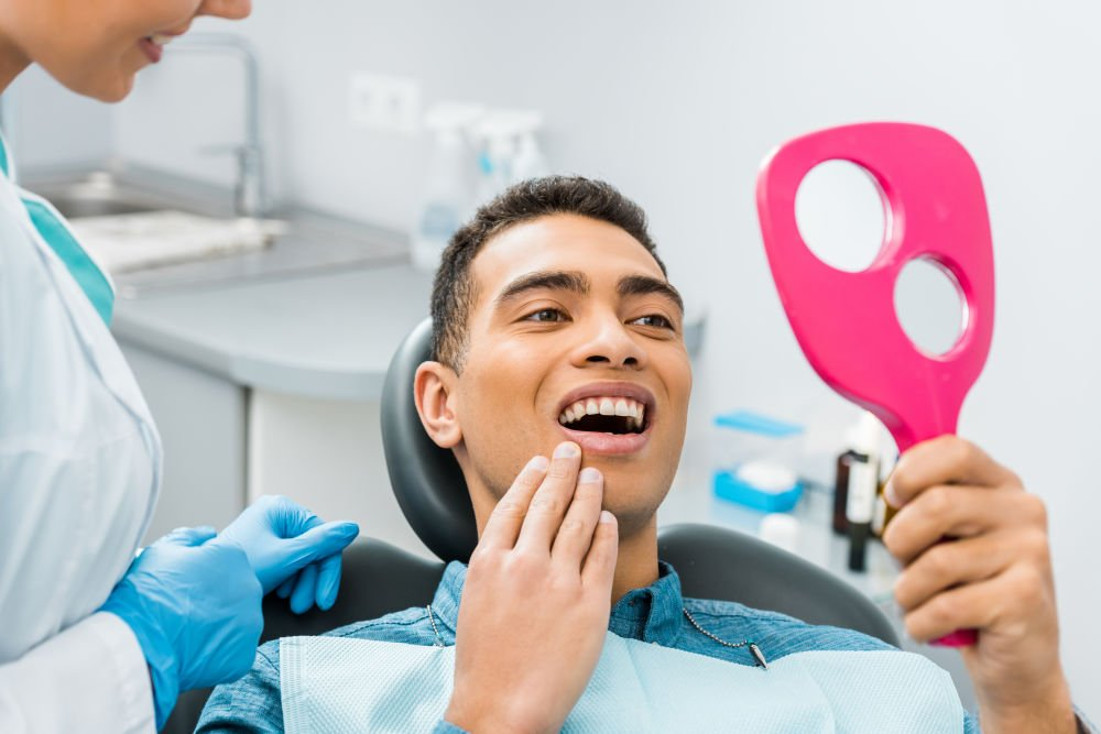 dental patient tooth extraction middleborough ma