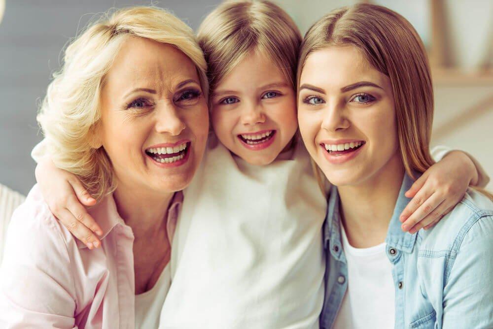 smiling family middleborough dentist